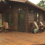 New State-of-the-Art Sauna at River Point Resort & Outfitting Co.
