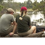 Lunch Time BWCA Style with River Point Outfitting Co.