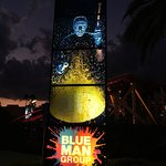 Photo of Blue Man Group