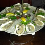 Oysters...