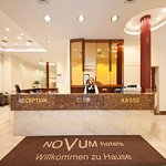 Foto de Novum Hotel Madison Dusseldorf Hauptbahnhof