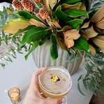Kings Park Cocktail in the Lounge Bar at Como The Treasury