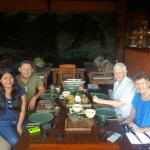Lunch at Bali Asli