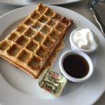 Belgum waffle