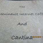 Quinault Internet Cafe resmi
