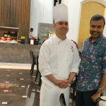 With Bakery Chef Deep