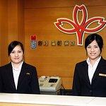 Foto de Ying Zhen Hotel Taoyuan