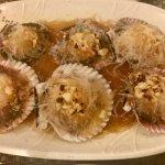 Garlic Vermicelli Scallop