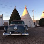 Photo de Wigwam Motel