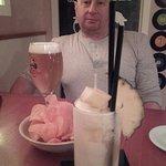 Drinks & nibbles