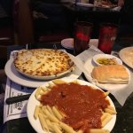 Marchetti's huge portions