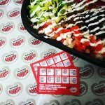 Earn 10 loyalty stamps and get your next meal free