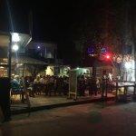 Outside View of the Roti Shop Mirissa