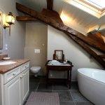 CHAMBRE PREMIER - salle de bain