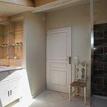 FAMILY ROOM - salle d'eau avec douche - sanitaires privés séparés.