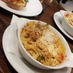 Spaghetti Amalfi