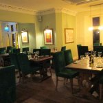 Priory dining room