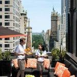 Rooftop Sun Terrace