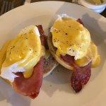 Eggs Benedict - delicious!