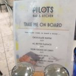 Pilots T3 Heathrow