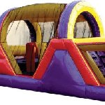 Jumping Jack's 30 Foot Obstacle Course
