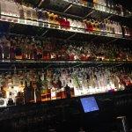 Bar Area at Mastro's Ocean Club