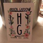 Photo de Hidden Garden