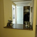 From room, looking toward closet and bathroom.