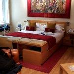 Exec junior suite - room 208