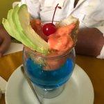 Langostinos cocktail