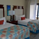 Our maids did a great job cleaning our rooms every day. Gracias!
