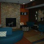 Bright and friendly lobby