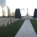 Tyne Cot the tragedy of war remembered, with thanks to those in Belgium who care for our soldier