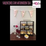 Don't miss out in our Special Valentines Afternoon Tea - available 10/14/17 February
