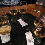 Eine Whiskey Tester