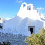 Church of Panagia Mykonos