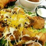 Enchilada Bites! Our most famous appetizer!