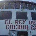 Ferry To Omotepe