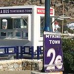 Sea Bus into town