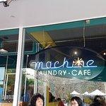 Foto de Machine Laundry Cafe