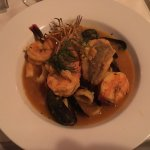 Pescadou Bouillabaisse: great seafood, broth, and rouille