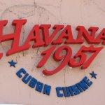 Photo of Havana 1957 Cuban Cuisine Espanola Way