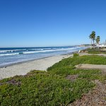 Attractive stretch of beach