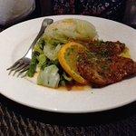 Goan Pesto Crusted Fish