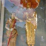 Sangamithra, who brought Bo tree to Srilanka in 249 BC