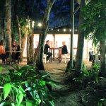 Rainforest Restaurant (outdoor shot)