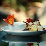 Lemon pepper calamari, aioli, chili, dill GF