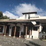 Foto de Hotel Hacienda Abraspungo