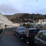 Promenade looking to the Great Orme