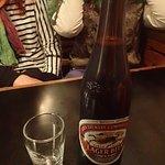 Big beer - little glass